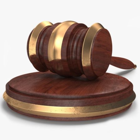 3D Model of Gavel