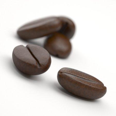 coffee dof
