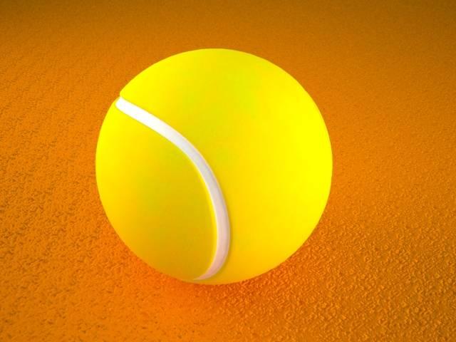 Free Tennis Ball Regular Shader