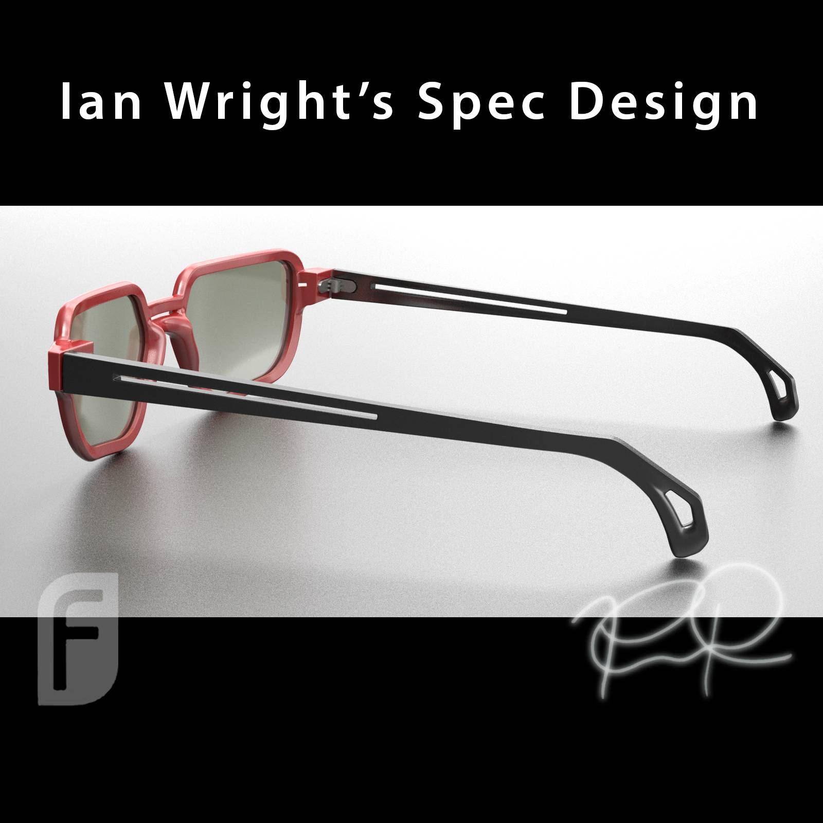 Ian Wright's Specs Side