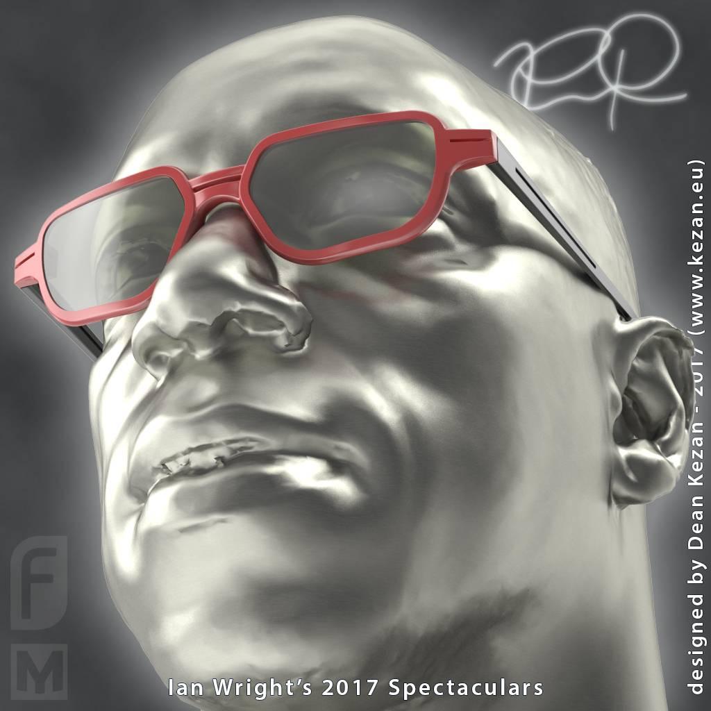 Ian Wright's Specs