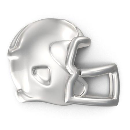 free football pendant for 3D Print