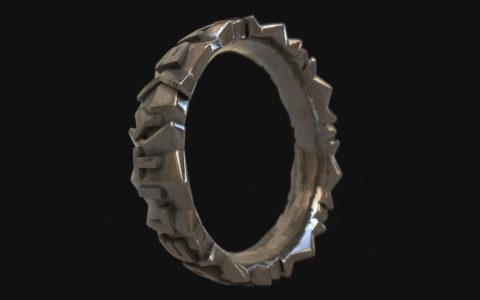FBI Theme Ring