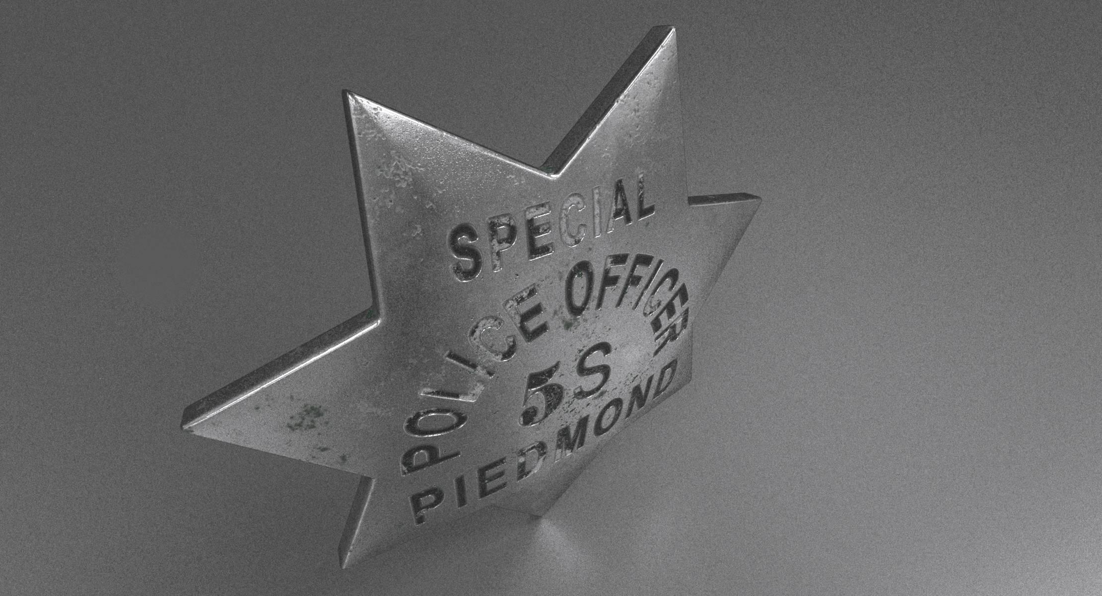 Sheriff Star (Badge)