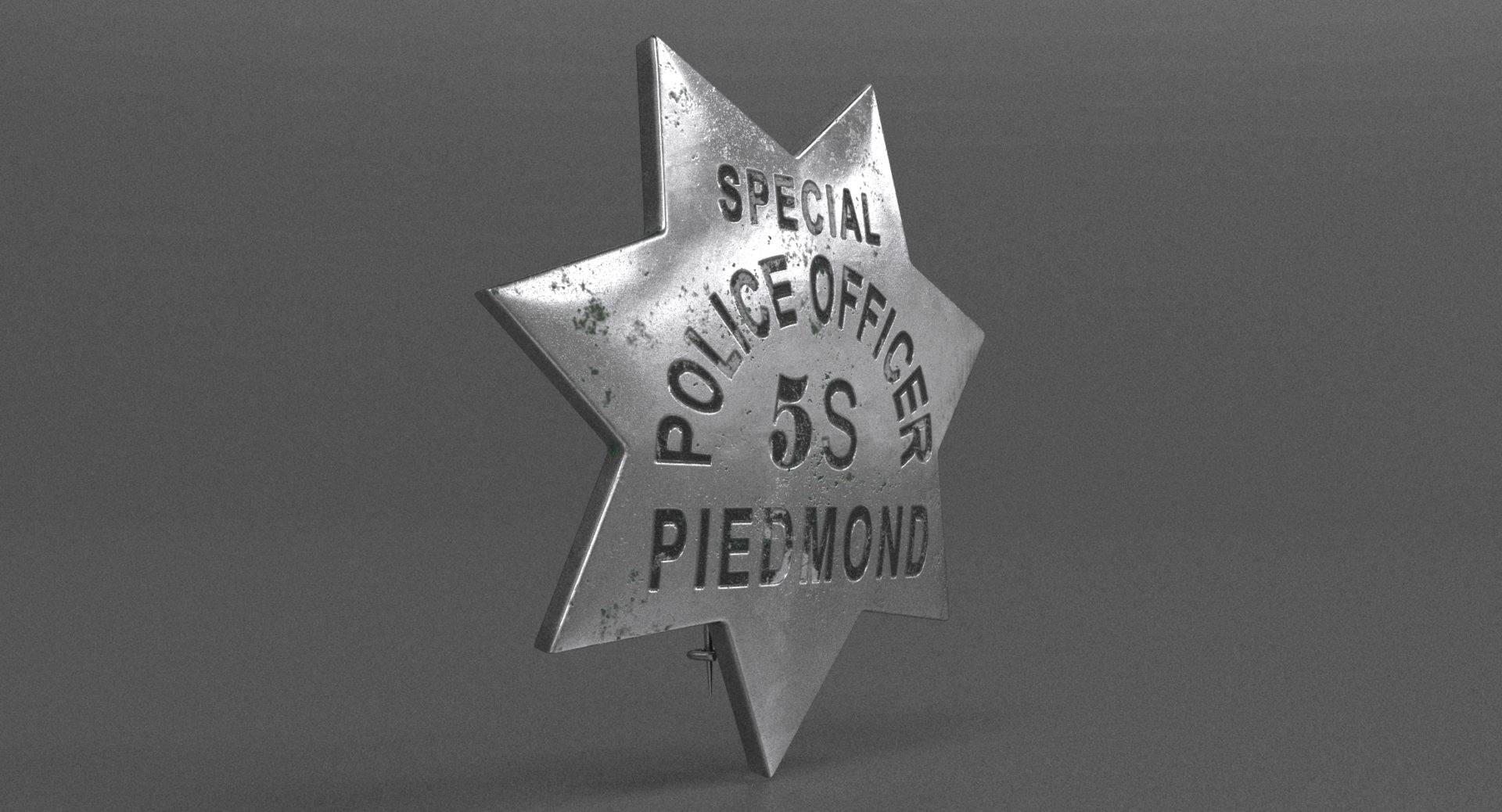 Sheriff Star (Badge)