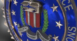 FBI 3D Seal