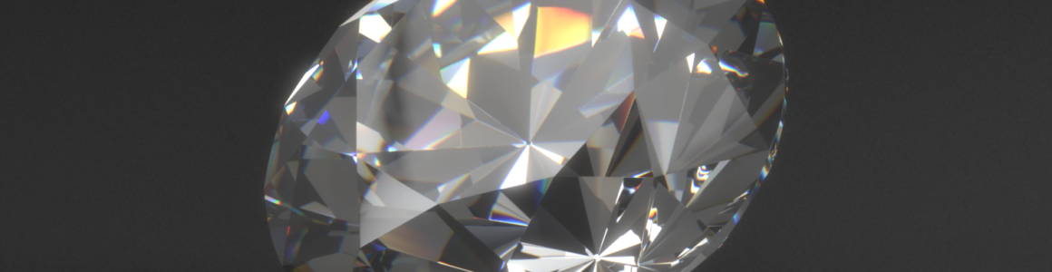 Diamond 3D Model - Brilliant Cut